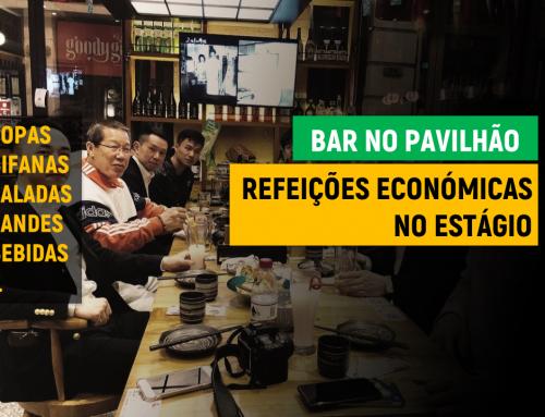 Refeições Económicas no Estágio